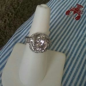 Jewelry - Pink CZ Ring